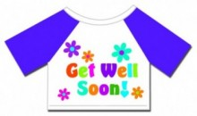 10098 Get Well Shirt<br><font color=#365f97>$2.50 each (24 pieces/pack)</font>