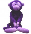 6586 Purple Rainbow Monkey