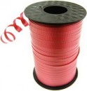 "P350012 Crimped Curling Ribbon - Red (3/16"" x 500yds.)"