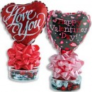 9199CL Valentine Candyloons<br><font color=#365f97>$5.75 each (4 assorted pieces/pack)</font>