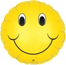 "114054 Smiley Face Balloons - 17"" <br><font color=#365f97>$1.75 each (5 pieces/pack)</font>"