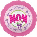 "114366 You Are So Special Mom Balloons - 17"" <br><font color=#365f97>$1.75 each (5 pieces/pack)</font>"