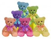 1025 Sorbet Bears<br><font color=#365f97>$10.00 each (6 assorted pieces/pack)</font>