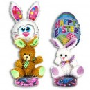 1473CL Easter/Spring Chick Candyloons<br><font color=#365f97>$11.00 each (3 assorted pieces/pack)</font>