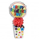 4325CL Father's Day Decorative Box Candyloons<br><font color=#365f97>$7.25 each (4 assorted pieces/pack)</font>