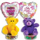 1895CL Mother's Day Bear Candyloons<br><font color=#365f97>$9.00 each (4 assorted pieces/pack)</font>