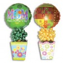 1759CL Mother's Day Decorative Box Candyloons<br><font color=#365f97>$7.25 each (4 assorted pieces/pack)</font>