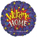 "114286 Welcome Home Balloons - 17"" <br><font color=#365f97>$1.75 each (5 pieces/pack)</font>"