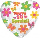 "214025 You're So Special Balloons - 17"" <br><font color=#365f97>$1.75 each (5 pieces/pack)</font>"