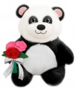 V1844 Buddy Panda Bear - 7""