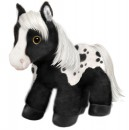 4115 Black Spotted Pony