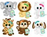 1263 Boo Boo Buddies<br><font color=#365f97>$4.75 each (6 assorted pieces/pack)</font>