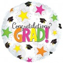 "114614 Graduation Congrats Grad Neon - 17"" <br><font color=#365f97>$1.75 each (5 pieces/pack)</font>"