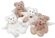 1304 Angel Bears<br><font color=#365f97>$8.00 each (4 assorted pieces/pack)</font>