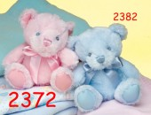 2372 Pink Pastel Pal<br><font color=#365f97>$3.75 each (3 pieces/pack)</font>